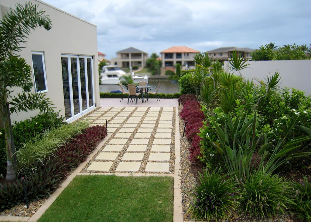 architects garden designers for commercial residential