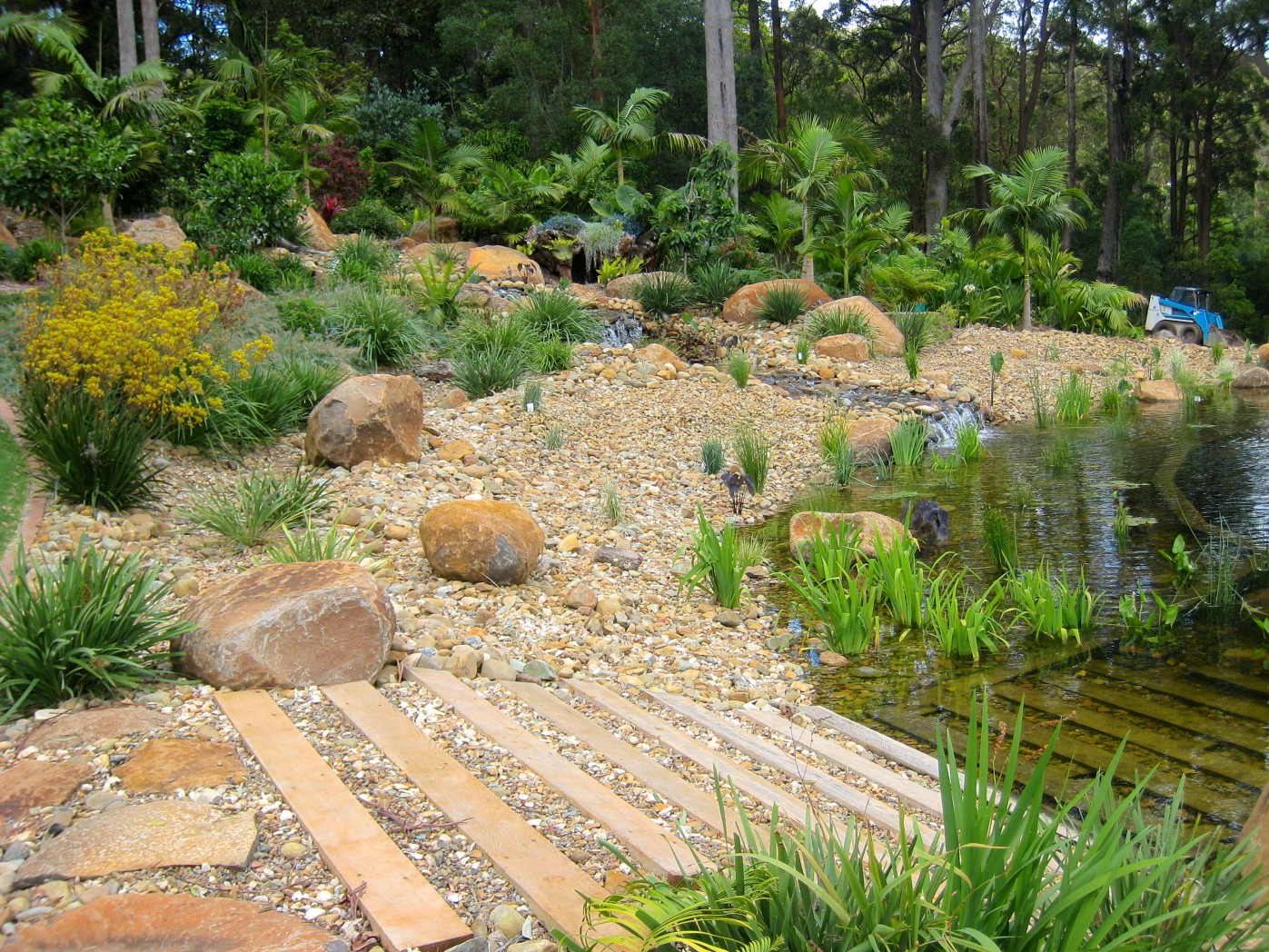 Water Features Amp Natural Swimming Pools